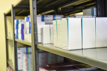 pharma warehousing